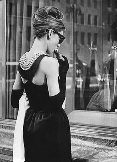 New Look, New Ideas | Decorating Files | #audreyhepburn #breakfastattiffanys