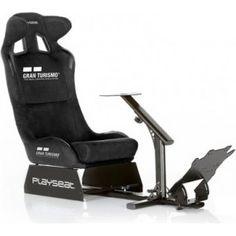 Playseats - Gamestoel Gran Turismo - Game Seat - Black