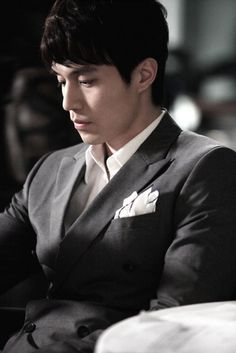 "Lee Dong Woo in this summer's K-drama, ""Scent of a Woman"""