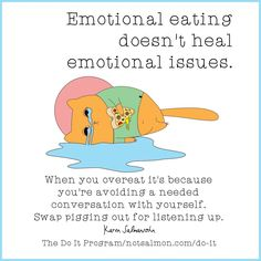 Emotional eating doesn't heal emotional issues. Get research-proven tools to…