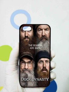 Duck Dynasty iphone 4/4s case....now i really need an iPhone!