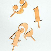 in love with these toppers from little cat design co @ sweet and saucy supply