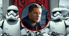 Tom Hardy Addresses Star Wars 8 Stormtrooper Rumors -- While promoting his new show Taboo, Tom Hardy addressed the rumors that he will be playing a Stormtrooper in Star Wars 8. -- http://movieweb.com/star-wars-8-tom-hardy-casting-rumors/