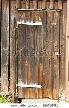 wooden door to shack - Google Search