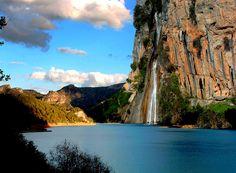 Cazorla waterfall (Jaén)