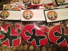 Power Rangers Samurai Birthday Party Ideas | Photo 1 of 5 | Catch My Party