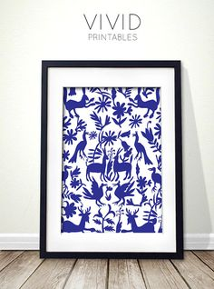 Hey, I found this really awesome Etsy listing at https://www.etsy.com/listing/173602502/otomi-embroidery-inspired-digital-print