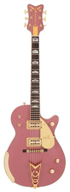 Gretsch - Masterbuit Burgundy Mist Penguin custom shop