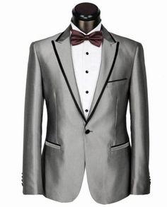 jas keren pria dengan modelnya yang trendi warna silver perak harganya  murah meriah kualitas terpercaya cocok dee559dc78