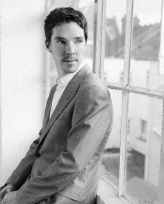 Benedict Cumberbatch, 2008, London (photo by Sarah Dunn)
