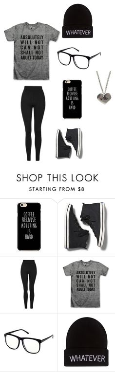 """""""Untitled #122"""" by darksoul7 ❤ liked on Polyvore featuring Keds, Topshop, H&M and Wet Seal"""