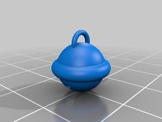 Parametric Jingle Bell by M_G - Thingiverse