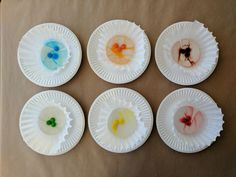 Candy Chromatography