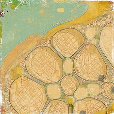 Mapped Settlements   Lekan Jeyifous inspiration
