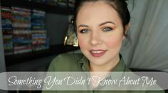 Something You Didn't Know About Me | Danielle Scott