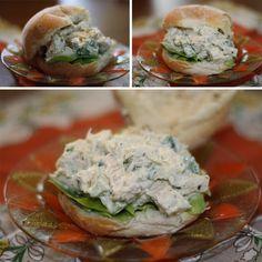 Bridgehampton Chicken Salad Sandwiches