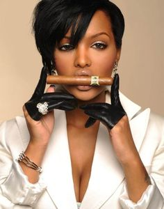 A Good Cigar: Keeping Him Company Lola Monroe
