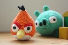Angry birds characters!