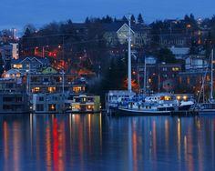 Seattle, Lake Union
