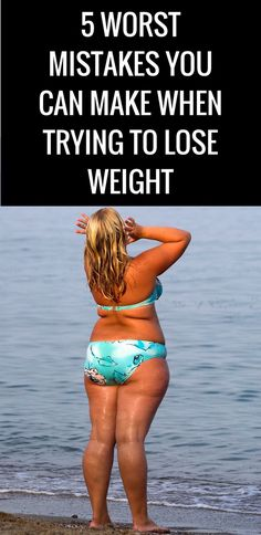 5 Poor Choices Hurting Your Weight Loss Goals.