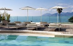Radisson Blu 1835 Hotel & Thalasso. Notre point de chute à Cannes depuis 2012...