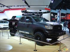 WCC Toyota Tundra for DC