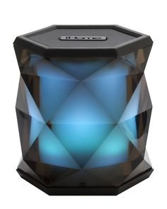 Ihome Mini Color Changing Rechargeable Wireless Speaker