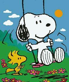 """8,154 Likes, 104 Comments - Snoopy Love (@snoopy_truelove) on Instagram: """"Quando a felicidade de alguém é a sua felicidade isso é amor... ❤ #snoopy #woodstock #happiness…"""""""
