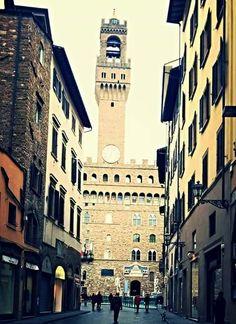 #PalazzoVecchio #PiazzaDellaSignoria #Firenze