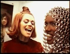 Grace Jones, Lady Miss Kier