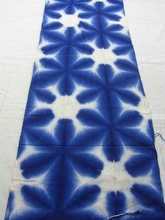 Sekka shibori diaper cotton