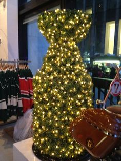 Stanley Cup Christmas tree