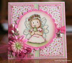 Dena's Stamping Corner: Fairytale Tilda