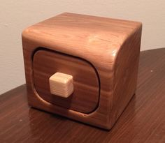 ***SOLD*** Bandsaw jewelry box made from cedar.  A personal favorite from my Etsy shop https://www.etsy.com/listing/262552583/handmade-bandsaw-jewelry-trinket-box