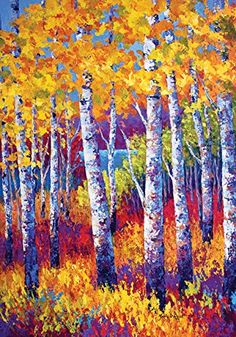 Toland - Blissful Birches - Decorative Colorful Multicolo... https://www.amazon.com/dp/B00GQTZ9TG/ref=cm_sw_r_pi_dp_x_t8khzb85E1SPB