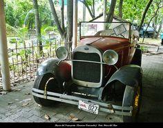 Ford A 1928 Phaeton. Museo del Transporte (Caracas-Venezuela)