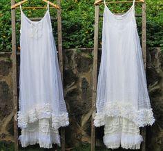 White Summer Dresses love-it