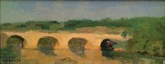 Giovanni Casadei - The Columbia Bridge on the Schuylkill River