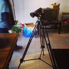The #fashionmovie  of #hearth is in the making #insidevisions and then editing it with #outsidevisions of #rome taken by #italianseditors