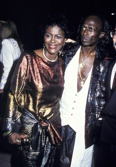 A Look Back at the Stylish Marriage Between Miles Davis and Cicely Tyson Black Actresses, Black Actors, Black Celebrities, Celebs, Miles Davis, Black Love, Beautiful Black Women, Beautiful People, Black Magazine