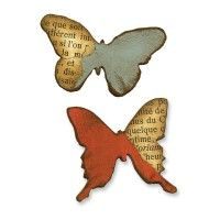 Sizzix Movers & Shapers Stanssi - Mini Butterflies