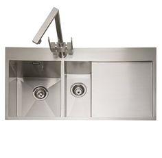 Caple, CUBIT 150, Stainless Steel Sink | Appliance House