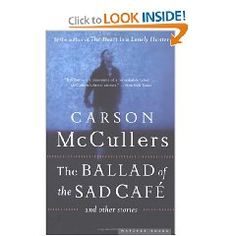"""The Ballad of the Sad Cafe"" by Carson McCullers is recommended by Stacy Dean Campbell from the television series 'Bronco Roads'"
