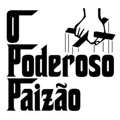 Poster O Poderoso Paizão - Soupop Molduras Online, Creative T Shirt Design, God Is Good, Rage, Shirt Designs, Lettering, Cartoon, Humor, Poster