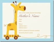 baby baby shower Invitations & Announcements
