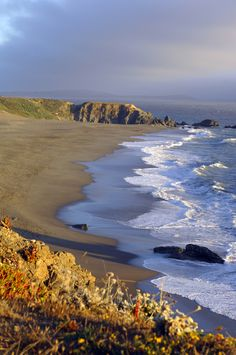Bodega bay coast by Michael Flick ~ Sonoma, California**
