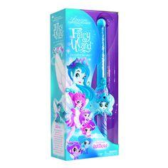 Magic Fairy Wand Fairy Princess Willow - Blue