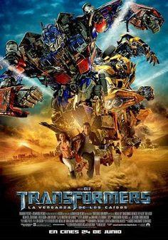 Transformers 2: La venganza de los caídos - online 2009