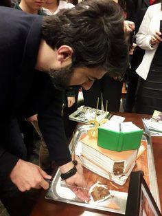 Engin Akyürek's 36th Birthday