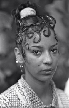 Notting Hill Carnival | Ph: Giles Moberly | St lukes rd 1994